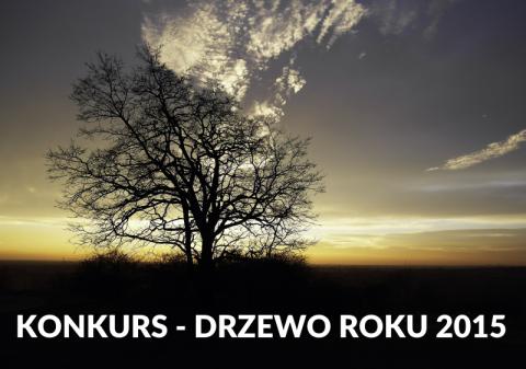 Konkurs - Drzewo Roku 2015