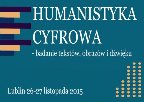 Polska humanistyka cyfrowa w Europie