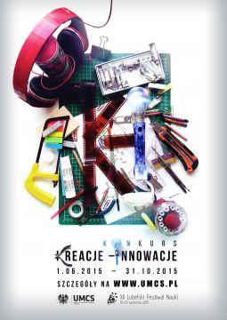 """""""Kreacje-Innowacje"""" - konkurs dla studentów"""