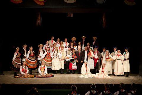 Nabór do Zespołu Tańca Ludowego UMCS