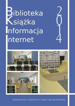 Biblioteka, książka, informacja, Internet 2014.jpg