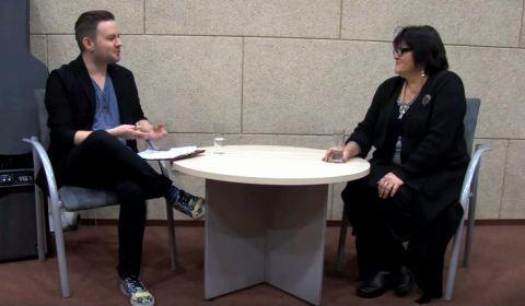Wywiad z Elżbietą Adamiak