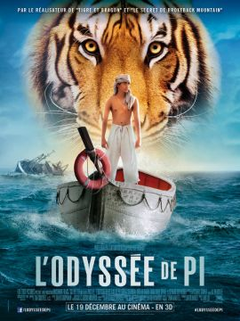 "RoManiacy: projekcja filmu pt. ""L'odyssée de Pi"""