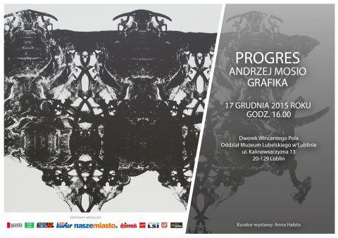 Progres wystawa Andrzeja Mosio