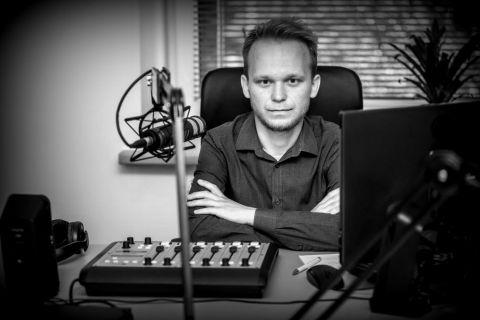 Nasi absolwenci: Szymon Burek