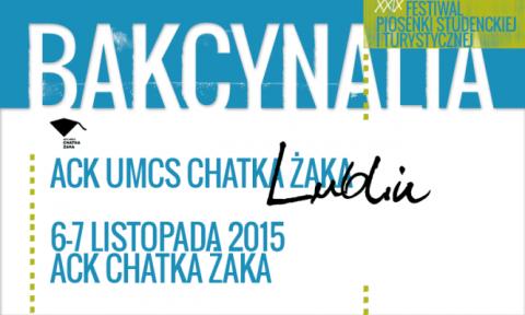 W Krainie Łagodności - Bakcynalia 2015