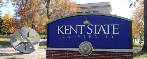 Заняття з професором з Kent State University !