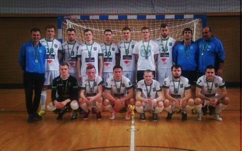 Sukces futsalistów w finale AMP w Poznaniu
