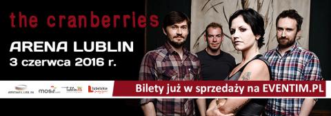 Koncert The Cranberries - specjalna oferta dla...