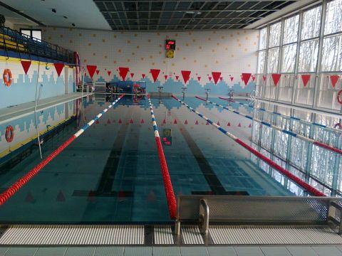 Aqua fitness - odwołane 29.03.2016
