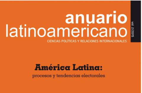 """""""Anuario Latinoamericano"""" w ERIH PLUS"""""""