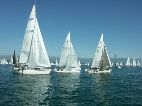 Czarter jachtów klubowych dla pracowników i doktorantów