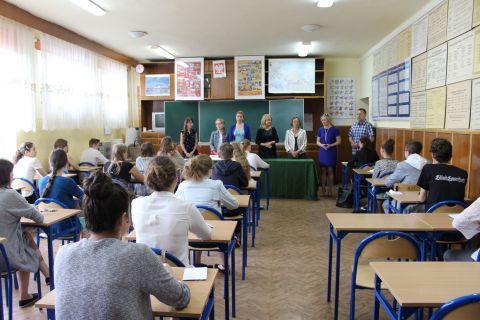 Konkurs Ortograficzny w ZSE i III LO w Chełmie