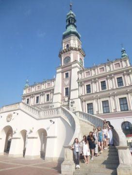 Studenci z Mińska w Lublinie
