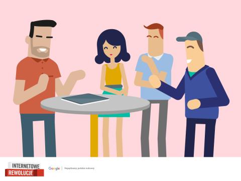 Internetowe Rewolucje - przyjdź na spotkanie z Google!