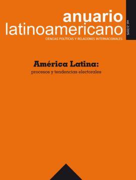 """Anuario Latinoamericano"" w LATINDEX"