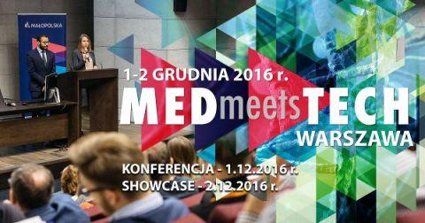MEDmeetsTECH  - II edycja Konferencji
