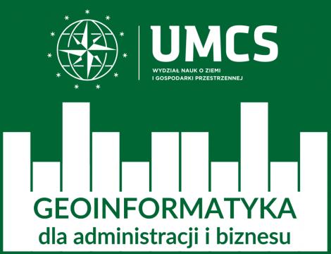 Geoinformatyka dla administracji i biznesu - zaproszenie