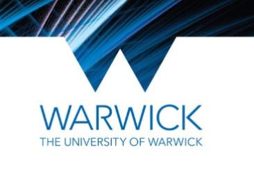Stypendium doktoranckie na Uniwersytecie w Warwick