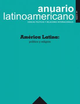 "Nowy numer ""Anuario Latinoamericano"""