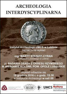 Archeologia interdyscyplinarna