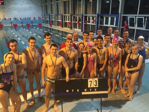 Rekordowa edycja Sztafety Pływackiej UMCS 2016