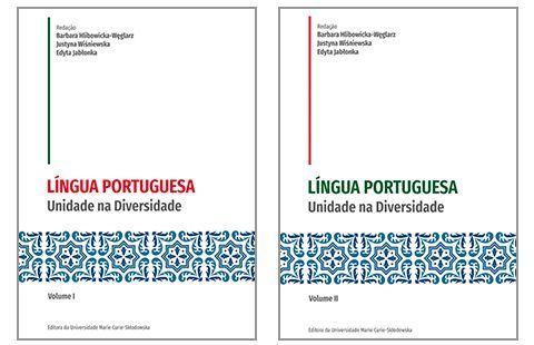 """Publicação da monografia """"Língua Portuguesa: Unidade..."""
