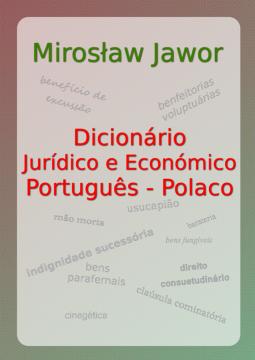 Dicionário Jurídico e Económico Português - Polaco