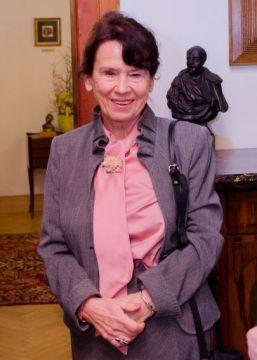 Jubileusz prof. dr hab. Haliny Saweckiej