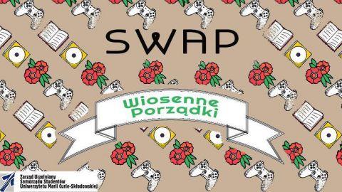 SWAP – Wiosenne Porządki - zaproszenie do ACK UMCS...