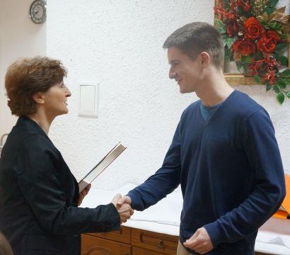 Studenci CJKP UMCS wśród lauretów  Olimpiady Języka...
