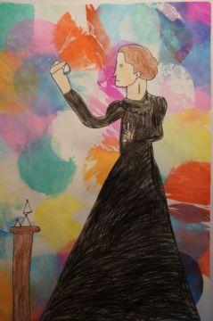 Wybierz najlepszy portret Marii Curie-Skłodowskiej!