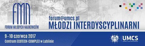 Zapraszamy na Forum Młodych Naukowców