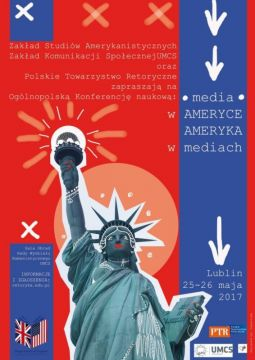 """Konferencja """"Media w Ameryce. Ameryka w..."""