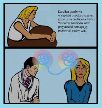 Komiksy o zdrowiu psychicznym