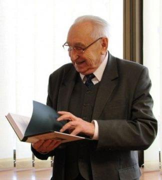 Odsłonięcie tablicy pamiątkowej Profesora Michała Łesiowa
