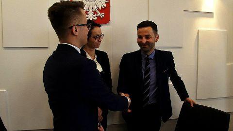 Współpraca radców prawnych ze studentami