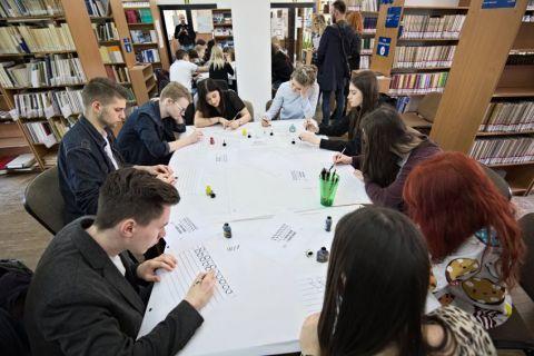 Relacja z Ogólnopolskiego Tygodnia Bibliotek
