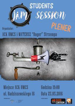 Student's Jam Session - zapowiedź