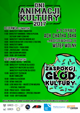 Dni Animacji Kultury 2017