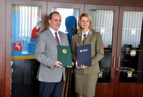 Podpisanie umowy o współpracy badawczo-rozwojowej