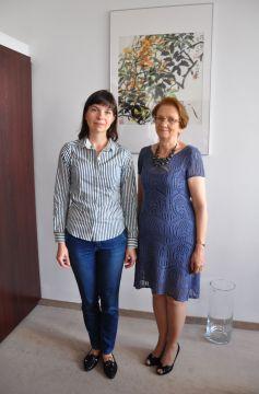 Spotkanie z przedstawicielem Uniwersytetu w Czelabińsku