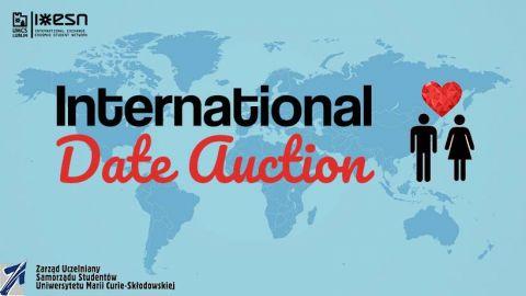 International Dates Auction - akcja charytatywna
