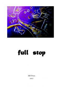 "Tomik poezji ""Full stop"""
