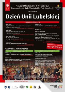 Dzień Unii Lubelskiej 2017