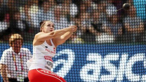 Malwina Kopron brązową medalistką Mistrzostw Świata!