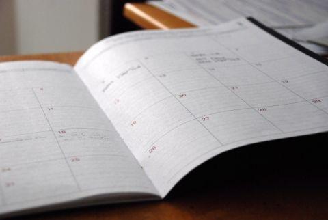 Academic calendar 2017/18