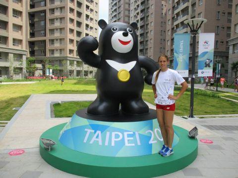 Kolejny medal na Uniwersjadzie w Tajpej!