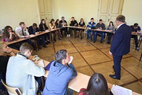 Szkoła letnia na Wydziale Politologii