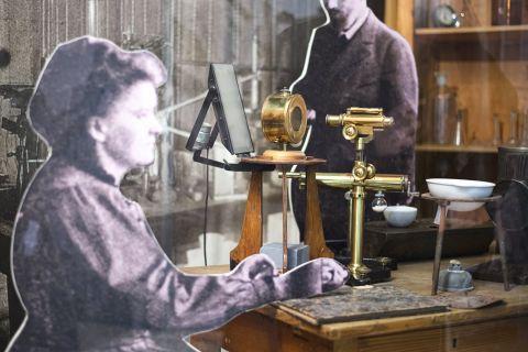 Noblistka w Chatce Żaka - wystawa jubileuszowa